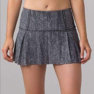RARE Lululemon Lost In Pace Skirt (Regular)